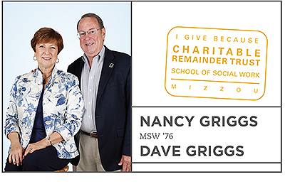 Nancy and Dave Griggs